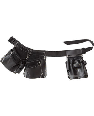 Snikki Toolbelt 9336 LTHR for carpenters, electricians and fitters